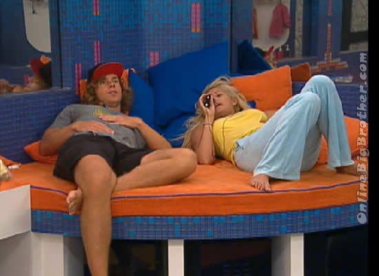 are frank and ashley from big brother dating
