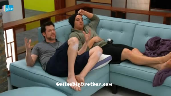 Big Brother Canada March 13 2013 1045pm