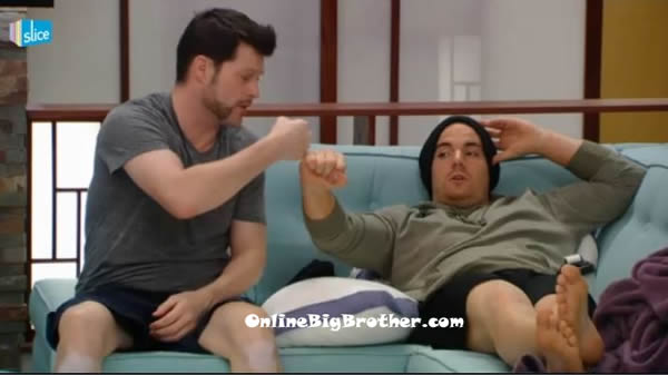 Big Brother Canada March 13 2013 1055pm