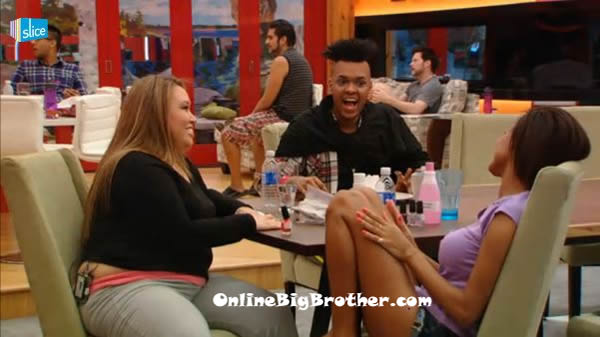 Big Brother Canada March 13 2013 818pm