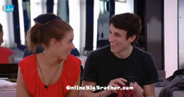 Big Brother Canada March 13 2013 914pm