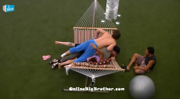 Big Brother Canada March 13 2013 938pm