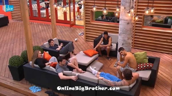 Big Brother Canada March 13 2013 9pm