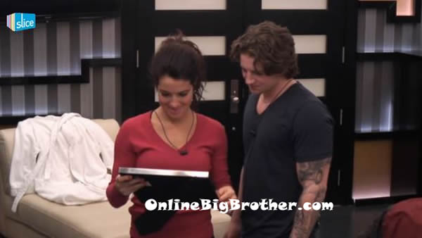 Big Brother Canada March 14 2013 1138pm