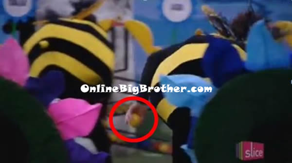 Big Brother Canada March 14 2013 Emmett cheating