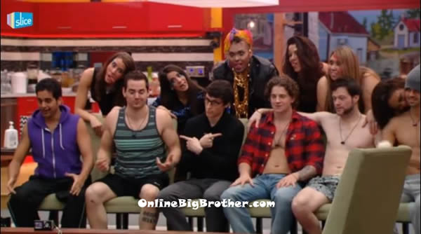 Big Brother Canada March 19 2013 711pm