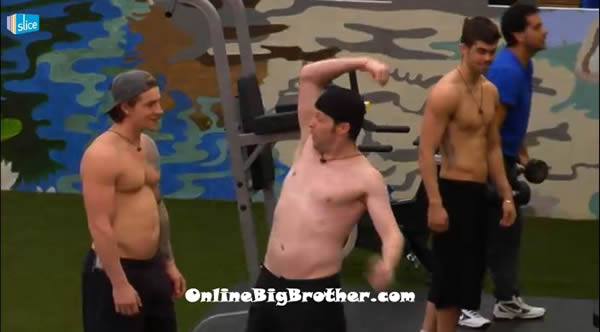 Big Brother Canada March 24 2013 1257pm