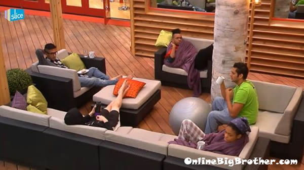 Big Brother Canada March 3 2013 1005am