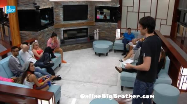 Big Brother Canada March 4 2013 7pm
