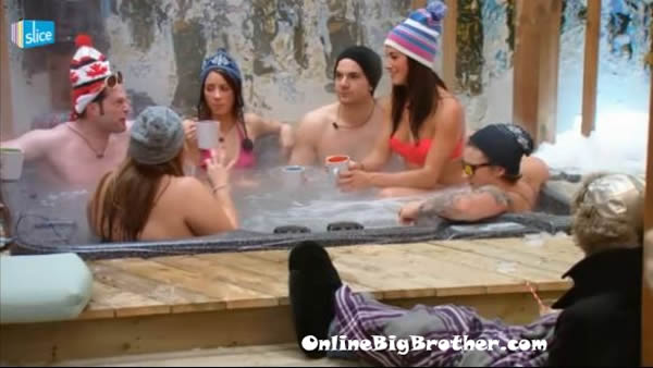 Big Brother Canada March 4 2013 821pm