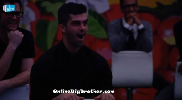 Big Brother Canada March 6 2013 923pm