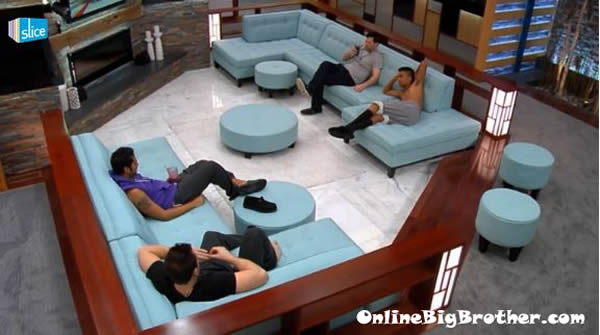 Big Brother Canada March 7 2013 351pm