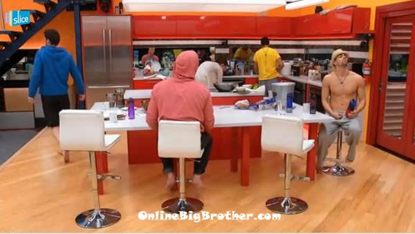 Big Brother Canada March 9 2013 1120am