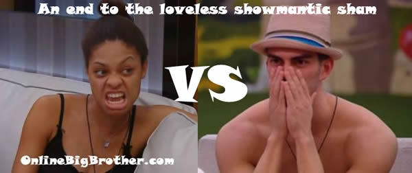 Big Brother Canada April 11 Double Eviction Alec vs Topaz 2