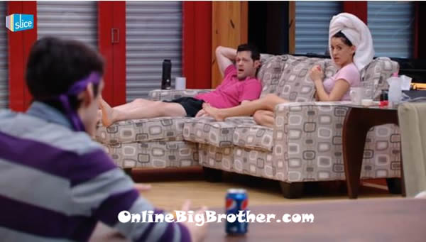 Big Brother Canada April 16 2013 244pm