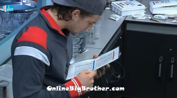 Big Brother Canada April 17 2013  923am