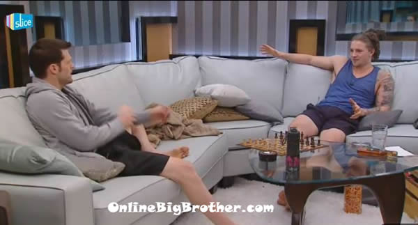 Big Brother Canada April 19 2013  1250pm