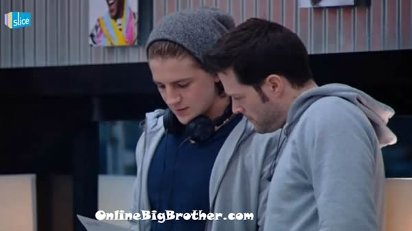Big Brother Canada April 20 2013 1239pm