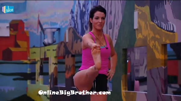 Big Brother Canada April 22 2013 840pm