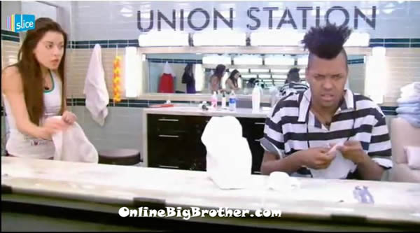 Big Brother Canada April 25 2013 939pm