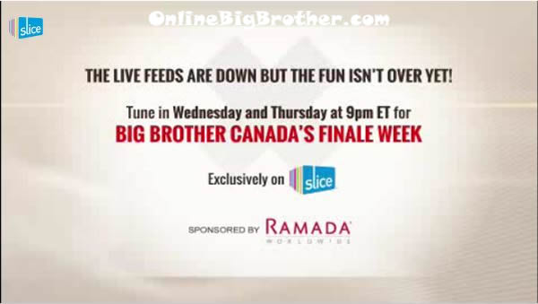 Big Brother Canada April 28 2013 230pm