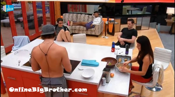 Big Brother Canada April 3 2013 940pm