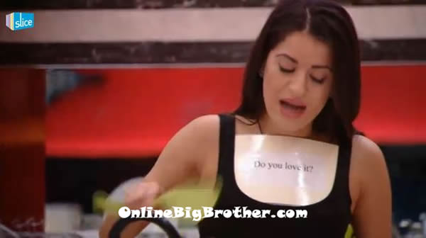 Big Brother Canada April 7 2013 650pm