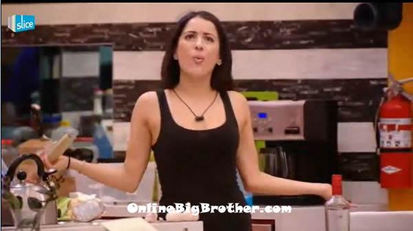 Big Brother Canada April 7 2013 939pm