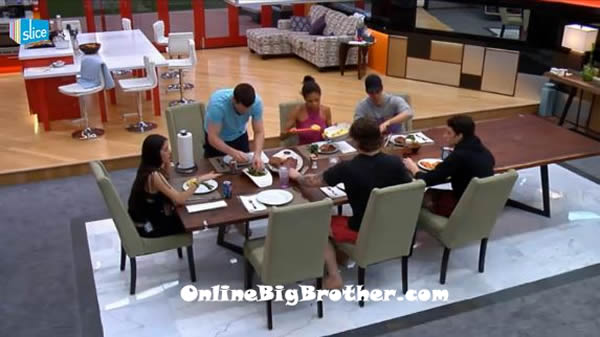 Big Brother Canada April 9 2013 1004pm