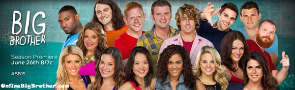 Big Brother 15 Cast: Meet the NEW House Guests! AND The
