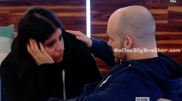 BBCAN2-Sabrina and Andrew