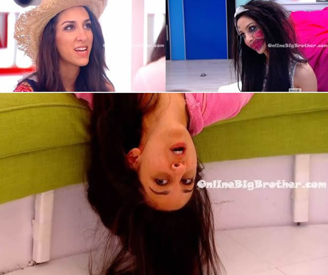Big Brother Canada 2 Neda