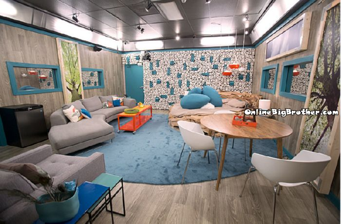Big Brother 16 Head Of Household Room And Element Rooms