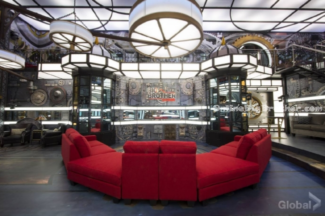 Big Brother Canada 3 House 1245