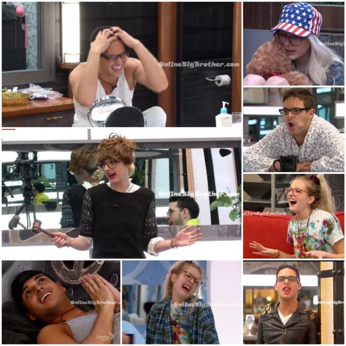 Big Brother Canada 3 April 15 eviction episode