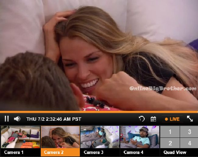 Big brother shelli and clay dating games