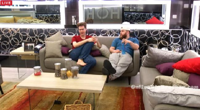 Jed - This is a great week Big Brother 23 Spoilers