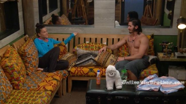 big brother 18 natalie and victor