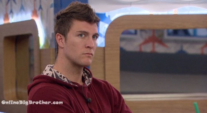 Big Brother 18 Spoilers Have Nots Picked seaweed and