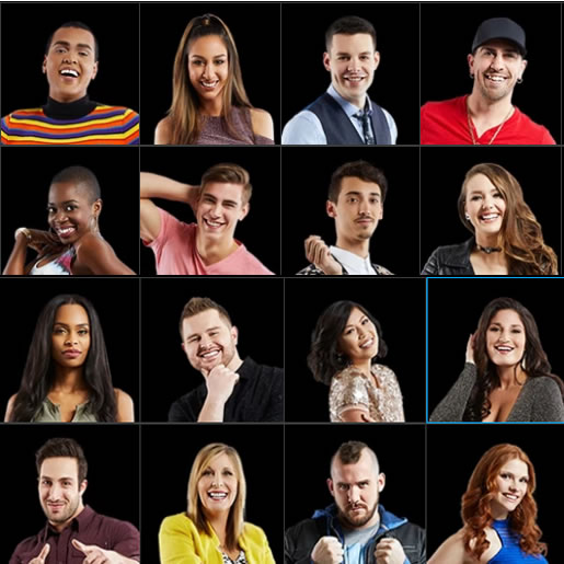 Big Brother Canada 5 Cast Initial Thoughts Big Brother 22 ...