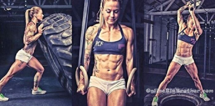Big Brother Christmas Abbott.Big Brother 19 House Guest The Christmas Abbott Story Big