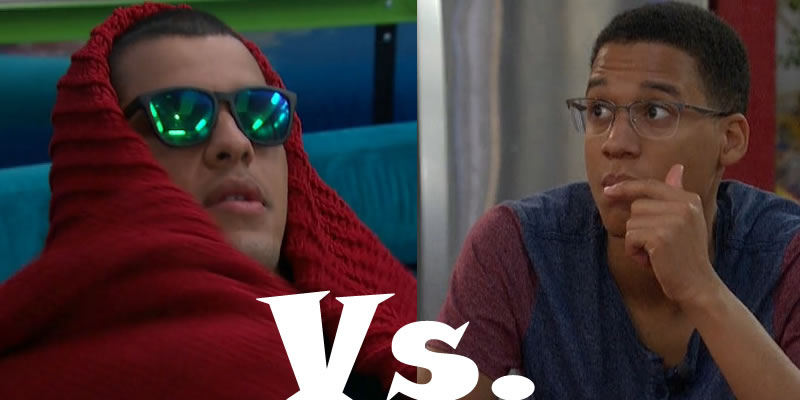 Big Brother 19 Spoilers Ramses vs Josh