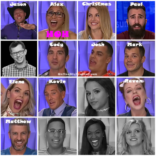 Big Brother 18 Latest Episode