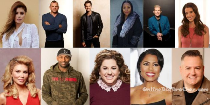 Big Brother Celebrity Edition 2018: USA Cast & Houseguests ...