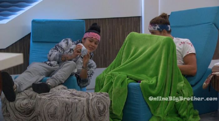 Last Monday in the BB20 house Big Brother 21 Spoilers