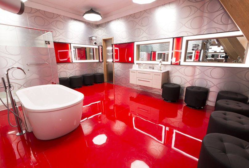 BBCAN7 HOH Bathroom