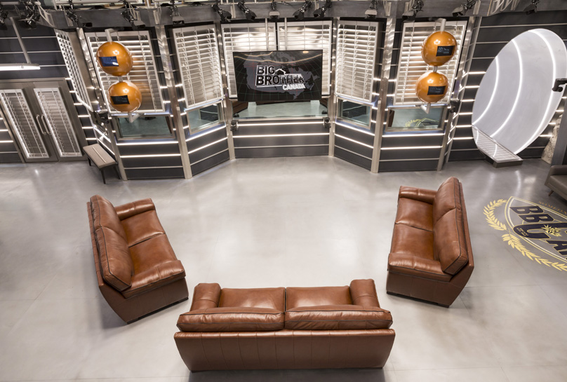 BBCAN7 Living Room