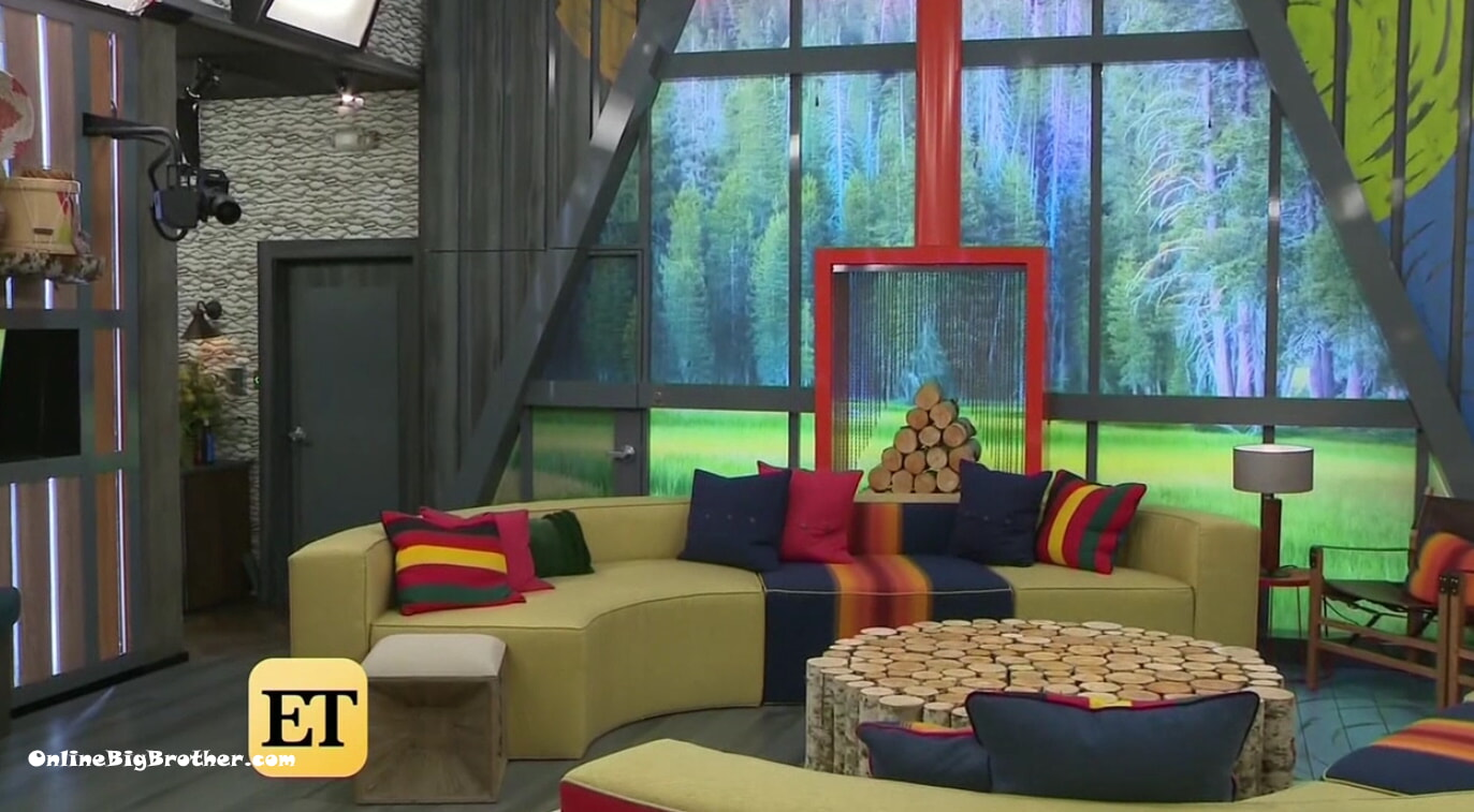 Big Brother 21 Living Room