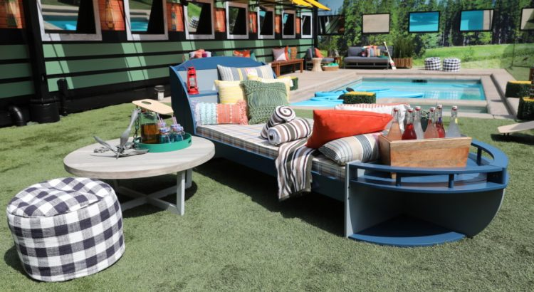 Big Brother 21 Backyard