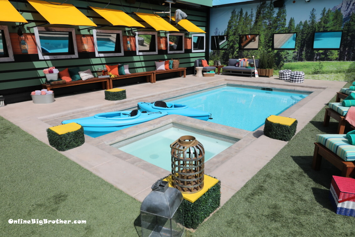 Big Brother 21 Pool